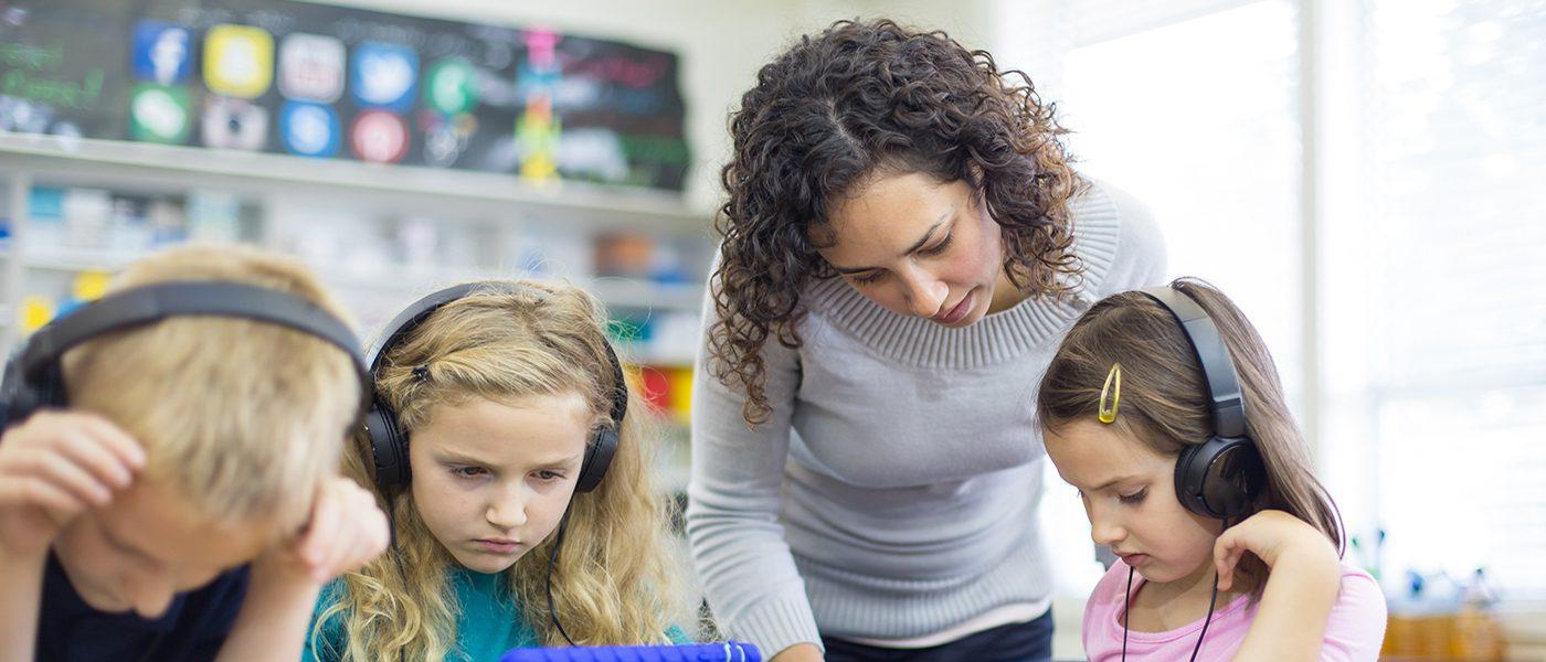 MDR classroom tech