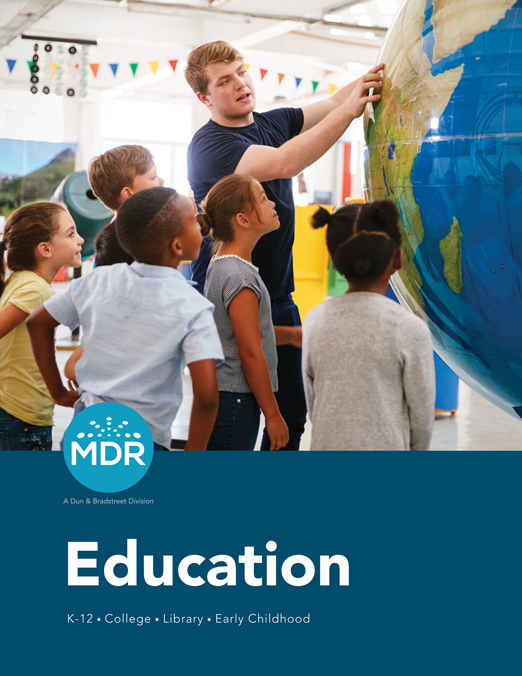 MDR Education Catalog cover thumbnail