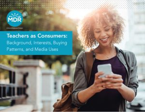 MDR Teachers as Consumers Report