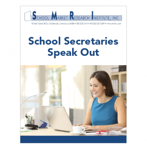 School Secretary 2018 report cover thumbnail