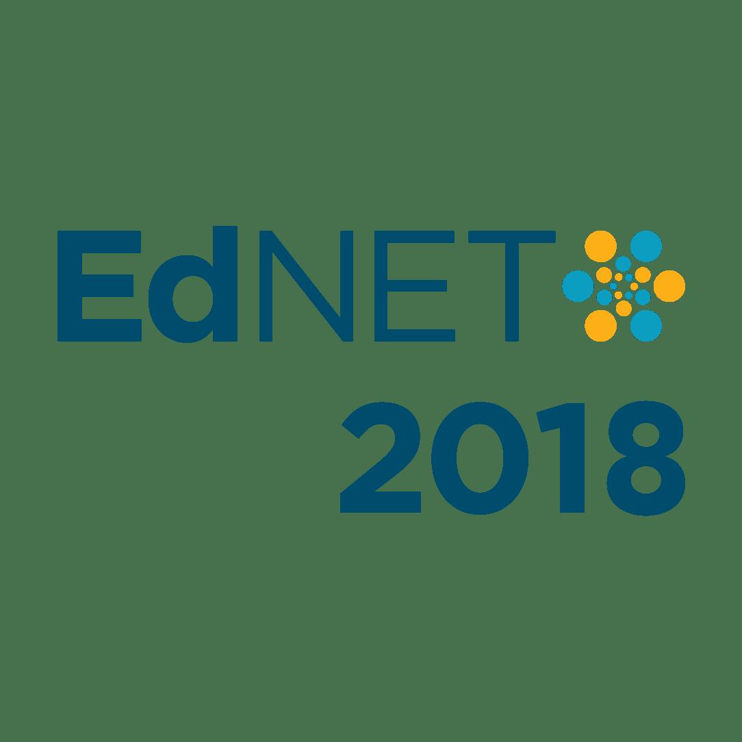 BrandLogos_EdNET 2018 logo