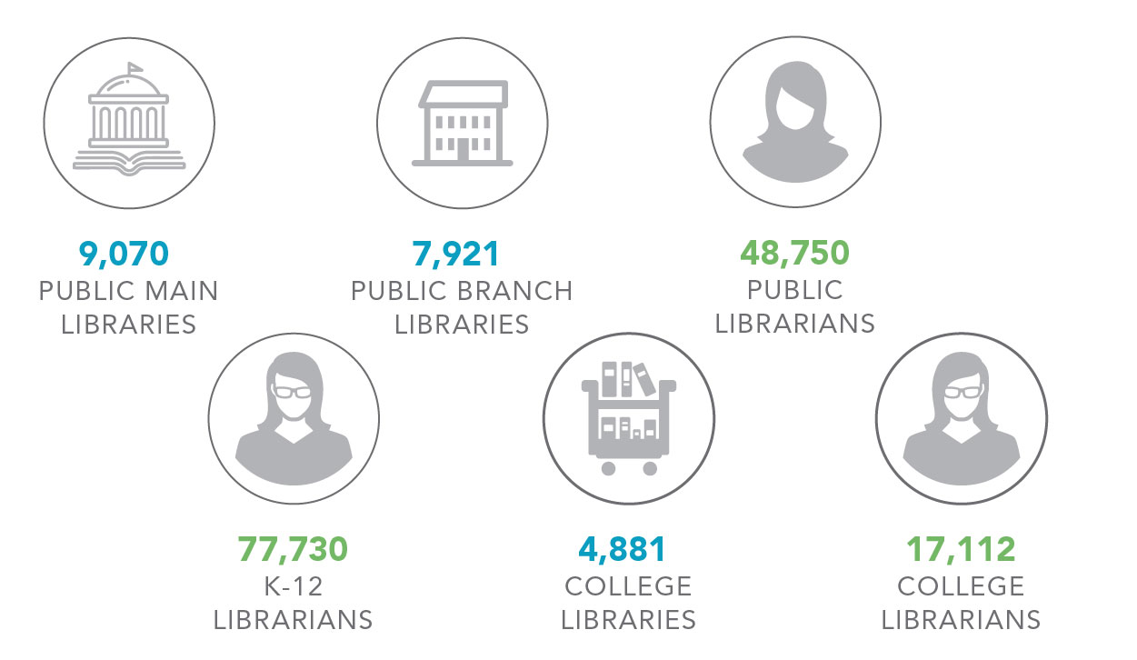 Library Data Highlights