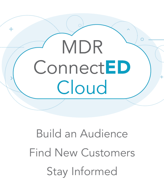 MDR ConnectED Cloud