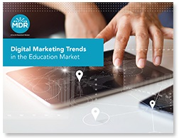 Digital Marketing Trends report cover