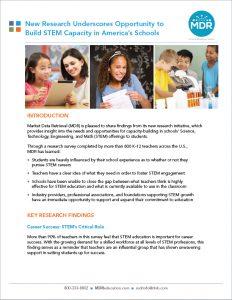 STEM Report 2015 thumbnail