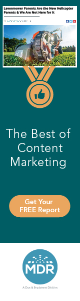 MDR Content Marketing Report