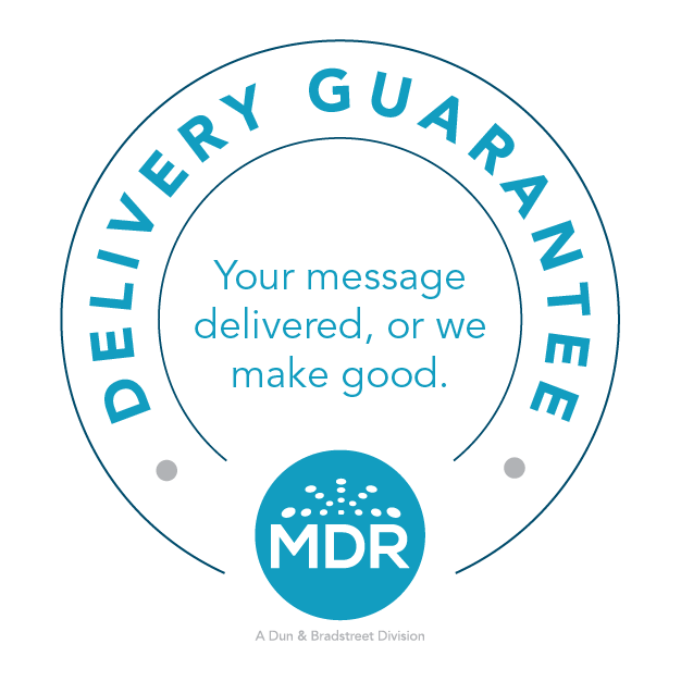 MDR Delivery Guarantee