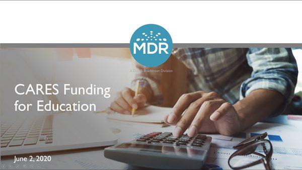 CARES Funding Webinar