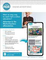 WeAreTeachers ENews Advertising Sell Sheet thumbnail