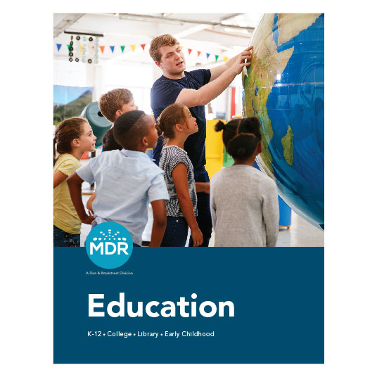 MDR Education catalog cover