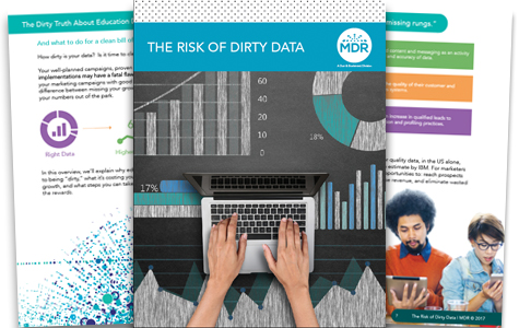 Risk of Dirty Data Report